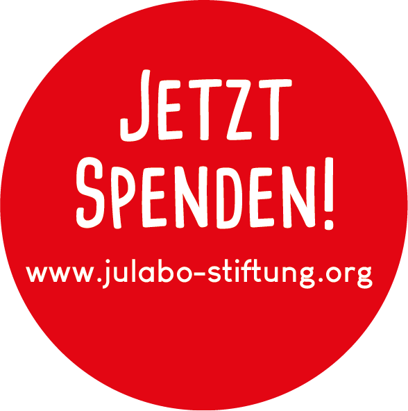 Jetzt spenden! www.julabo-stiftung.org